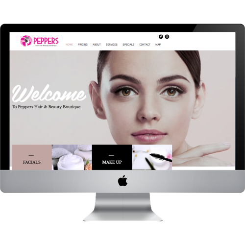 Website Design Napier