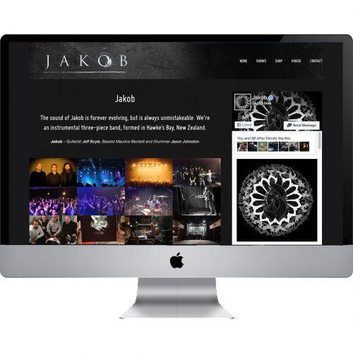 Jakob The Band